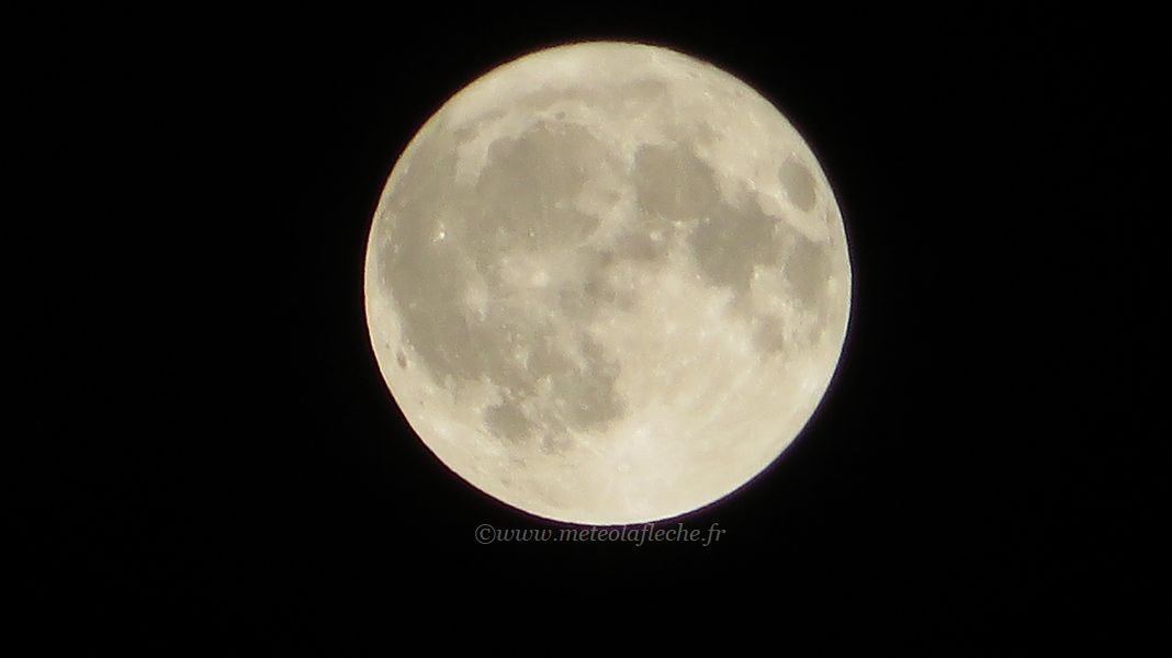 Pleine lune du 5 octobre 2017 en bretagne - Lune descendante octobre 2017 ...