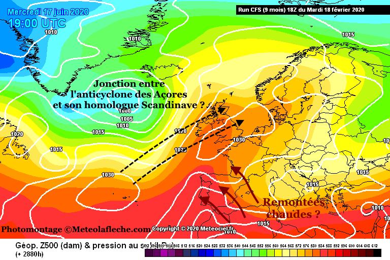 200617 previsions pression atmospherique europe