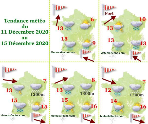 Météo 15 Décembre 2020 grandes marées