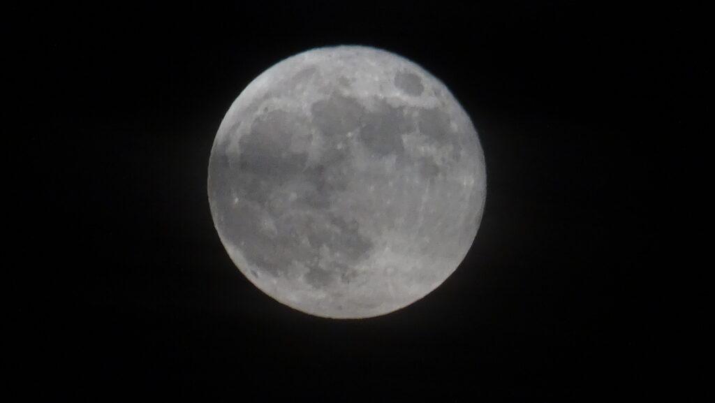 Pleine lune 26 Mai 2021 étoilée