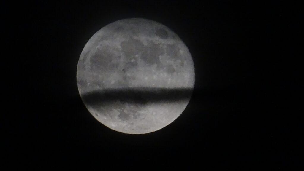 Pleine Lune 26 Mai 2021 Cirrus